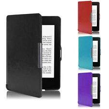 Ultra-Slim Pellicola Custodia similpelle Case Cover Per Amazon Kindle Paperwhite