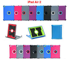 For Apple iPad Air 2 2nd Gen Protective Cover Stand Fits Otterbox Defender Case