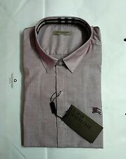 BBerry Brit Plain Shirt - Pink - Imported