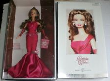 BARBIE  Silver Label BIRTHDAY WISHES  Red Gown 2004