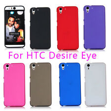 FOR HTC DESIRE EYE M910X DUAL SIM MATTE FINISHED SLIM HARD BACK CASE COVER