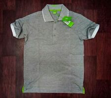 Hugo Bosss Paule Active Polo Tshirts - Imported - Gray