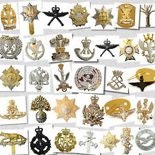 Quality British Army Metal Beret Badges Army Corps Badges Infantry Cap Badges