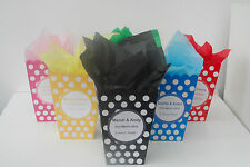 Personalised Sweet Candy Popcorn Treat Boxes - Wedding Favours, Birthdays