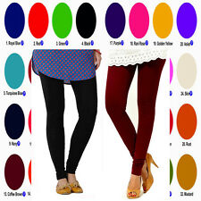 Leggings for women Cotton Lycra Leggings Combo Pack of Your Color Choice