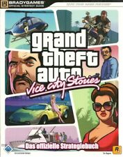 Grand Theft Auto: Vice City Stories Lösungsbuch