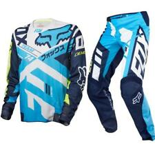 Fox MTB/DH Jersey + Hose - DEMO LS DH - navy Motocross Enduro MX Cross