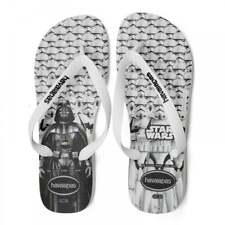 Havaianas Mens Star Wars Flip Flops (White)