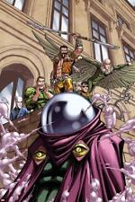 Poster Doctor Doom And The Masters Of Evil No.1 Group: Doctor Octopus de Chambre