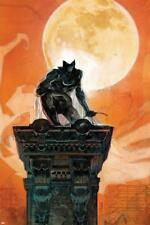 Affiche Moon Knight No.4 Cover: Moon Knight Crouching on a Column de Maleev,