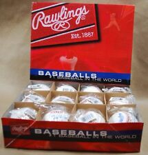 Rawlings RCAL1 Cal Ripken Little League Official Baseballs 1 Dozen RCAL1