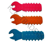 WRENCH TOOL SHAPE SQUEAKING SQUEAKER SQUEAKY TOYS TOY FOR DOG PUPPY KITTEN CAT