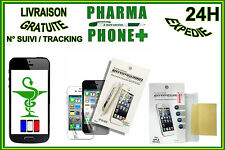 LOT FILM DE PROTECTION IPHONE 3/3GS - IPHONE 4/4S - IPHONE 5/5S - IPHONE 6 + KDO
