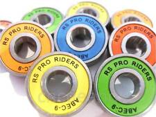 RS Pro Rider 608 ABEC 9 Cuscinetto Ruota Skateboard SCOOTER QUAD in linea Skate