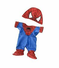 Spidey Teddy outfit Teddy Bear Clothes Fit 14