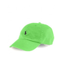 Polo Ralph Lauren Boys Cotton Chino Baseball Cap Adjustable