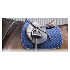 Hy SPEED DELUXE Saddle Cloth Pad Contrast Cord Binding GP Pony Cob Full