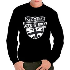 Sex and Drugs and Rock 'n' Roll Rocker Musik Fun T-Shirt