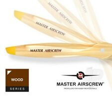 Wooden Model Airplane Beech Propeller Various sizes available by Master Airscrew