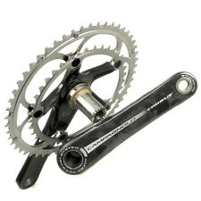 Guarnitura Campagnolo Chorus carbon bike crankset 170 10s made in Italy