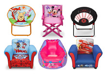 CHOOSE FROM CHARACTER & DISNEY CHAIRS, PAW PATROL, CARS, FROZEN, PRINCESS