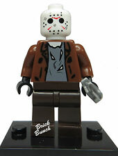 Jason Voorhees (Friday the 13th) - Custom (Compatible with LEGO)