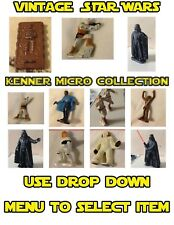 Kenner Star Wars Micro Collection 1982 Figures & Play Sets - Die Cast Figures