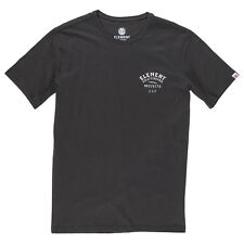 Element Herren T-Shirt TOUR TEE SS - OFF BLACK