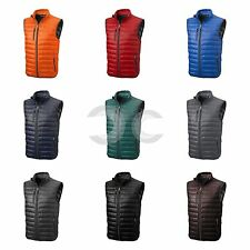 SMANICATO LEGGERO FAIRVIEW ELEVATE DA UOMO GIUBBOTTO BODY WARMERS BODYWARMER NEW