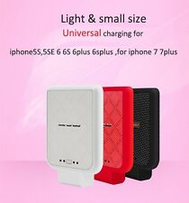 2200mAh Power Bank Case Battery Charger for iPhone 7 7plus Battery Case Power