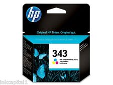 HP No 343 Color Original OEM Cartucho De Tinta C8766EE Officejet