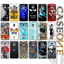CUSTODIA COVER CASE MPU TPU GOMMA PER MEIZU M3 NOTE