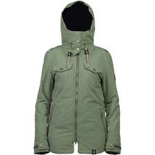Ride Blackmail Woman's Jacket (Jade Green)
