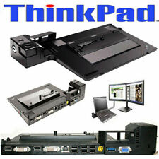 LENOVO 4338 ThinkPad Mini Dock Plus Serien 3 With ►USB 3.0, 2►DVI ► W530 ► W520