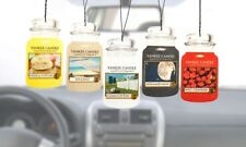 Yankee Candle USA scents Car Jar Air Freshener CHRISTMAS NOW IN STOCK!!!!