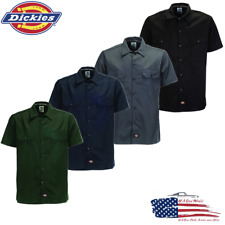 DICKIES Hemd - Mechanikerhemd - Short Sleeve Slim Fit Work Shirt - WS576 - TOP