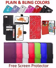 ATL di pelle Flip a portafoglio Magnetico Custodia cover per iphone apple