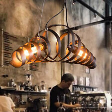 Industrial Vintage Art Decor Dining Room Suspended Pendant Light Fixture
