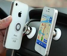 Universal 360 Degree Magnetic Mobile Phone Car Dash Holder Stand Mount