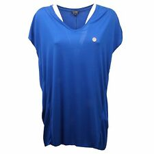 C4298 maglia over donna ARMANI JEANS AJ maglie bluette t-shirt woman