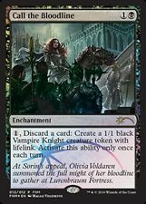 MTG 1x  Call the Bloodline - Foil FNM 2016 NM-Mint FNM Promo English