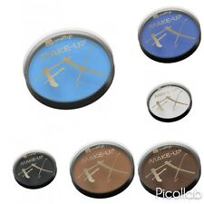 Smiffys Make-up FX makeup facepaint face body paint black white blue brown