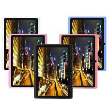 7 Inch Google Android 4.4 Quad Core Tablet PC 8GB Dual Camera Wifi Bluetooth NEW