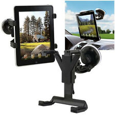 Large Suction Car Windshield Mount Bracket Holder For Samsung Sony HTC Tablet