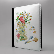 Party Tea Time Flip Case Cover For Apple iPad - S1216