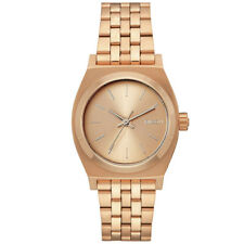 Nixon Damen Uhr Medium Time Teller - All Rose Gold