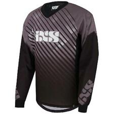IXS Temp DH JERSEY Mountainbike - Grigio MOTOCROSS ENDURO MX Cross