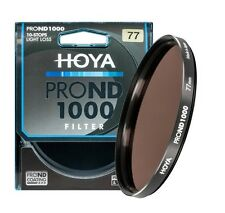 HOYA PRO ND1000 Fitro diametro 49 - 52 - 55 - 58 - 62 - 67 - 72 - 77 - 82mm 10EV