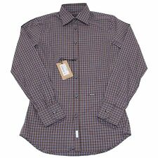67052 camicia DSQUARED D2 FANTASIA QUADRETTI camicie uomo shirt men