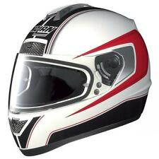 Casco Moto Scooter Nolan Integrale N63 Outrun 46 Red
